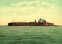Fort Sumter, SC - 1901
