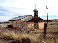 Newkirk, NM - Church