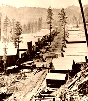 Deadwood, SD - 1876