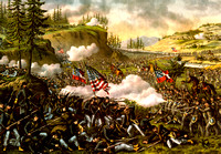 Chickamauga, GA  - Battle