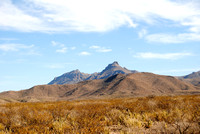 Big Bend National Park, TX - Mountains - 3