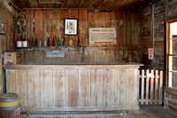 Langtry, TX - Jersey Lilly Saloon Interior