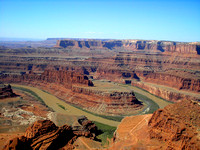 Dead Horse Point, UT - Colorado River View