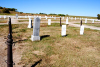 Fort Randall, SD - Cemetery