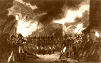 Capture and burning of Washington D.C.