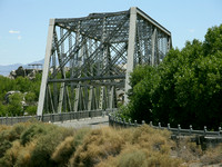 Mojave River, CA - Route 66  Bridge