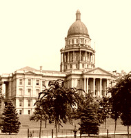 Denver, CO - Capitol, 1906