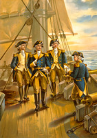 US Navy, 1776, American Revolution