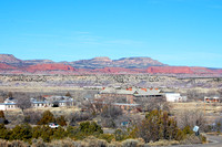 Fort Wingate, NM - View