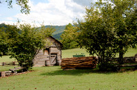 Cumberland Gap National Historic Park, KY -  Cabin