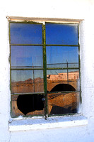 Amboy, CA - Roy's Motel Window