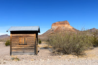 Big Bend National Park, TX - Shack