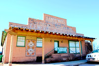 Winslow, AZ - Hubbell Trading Post-Visitor Center