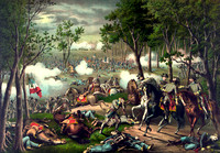 Chancellorsville, VA - Civil War Battle