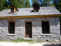 Granite, MT - Superintendent House