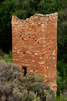 Hovenweep, UT - Square Tower