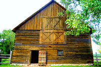 Old World Wisconsin - Finish Ketola Farm Barn