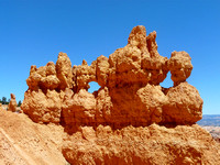 Bryce Canyon, UT - Rock Formation