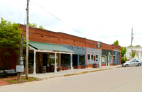 Lecompton, KS - Main Street