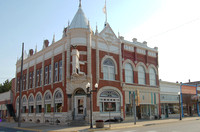 Council Grove, KS - 1892 Bank Building