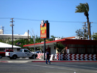 Needles, CA - Route 66 Burger Hut