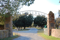 Fort Belknap, TX - Entrance