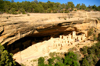 Mesa Verde, CO - Cliff Palace