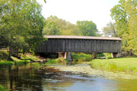 Cedarburg, WI - Covered Bridge