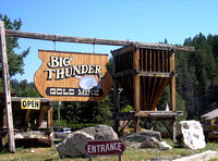 Keystone, SD - Big Thunder Gold Mine