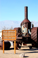 Furnace Creek, CA - Furnace Creek Ranch Old Dinah