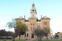 Albany, TX - Shackelford County Courthouse