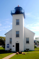 Escanaba, MI - Sand Point Lighthouse