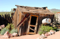Goldfield, AZ - Mine Shack