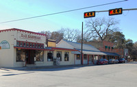 Brackettville, TX - Downtown