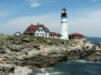 Portland, ME - Head Light