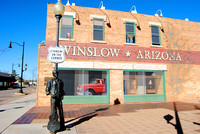 Winslow, AZ - Standin' on the Corner