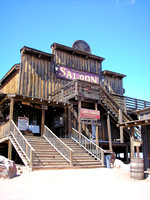 Goldfield, AZ - Mammoth Saloon