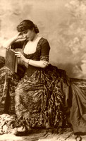 Lillie Langtry, actress, 1882