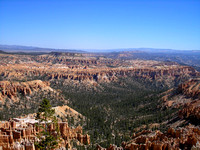 Bryce Canyon, UT - Valley