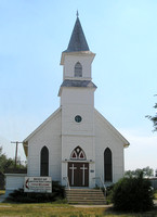Buffalo Gap, SD - Methodist Church