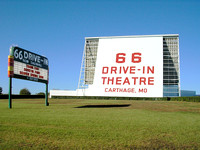 Carthage, MO - Drive-In Theatre
