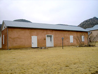 Lincoln, NM - Earliest Courthouse