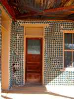 Rhyolite, NV - Bottle House - 2