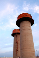 Amarillo, TX - Airforce Base Water Towers