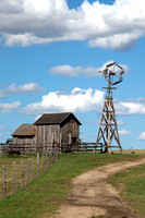1880 Town, SD - Homestead Windmill