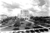 Amarillo, TX - Potter County Courthouse, 1934