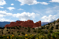 Colorado Springs - Garden of the Gods - 3