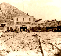 Gold Hill, NV - Bullion Gold Mine, 1866