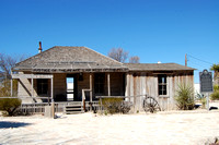 Langtry, TX - Judge Roy Bean Jersey Lilly Saloon and Court