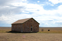 Johnson Mesa, NM - Church